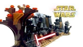 getlinkyoutube.com-LEGO Knights Of Ren! Star Wars: The Force Awakens! (#39)