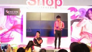 getlinkyoutube.com-กัน ตั้ม ภูมิแพ้กรุงเทพ งานเมืองไทย Smile Shop จัดหนัก @ ซีคอน