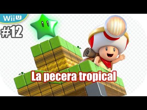 #12 - La pecera tropical | Captain Toad: Treasure Tracker
