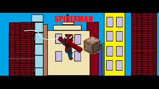 getlinkyoutube.com-Minecraft Only One Command Ep 1 SPIDERMAN!!!!
