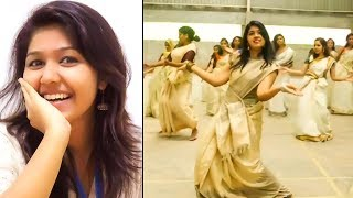 Who is Sheril? |Jimikki Kammal Dance Performance | Overnight Star! | TK 364