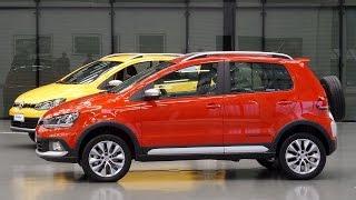 getlinkyoutube.com-Volkswagen Fox 2016: novo sistema de infotainment