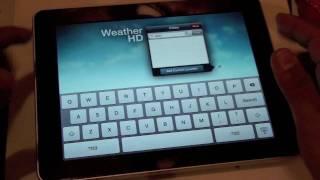 استعراض الـــ iPad - الجزء الثاني