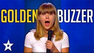 GIRL SINGS MICHAEL JACKSON Wins GOLDEN BUZZER | Got Talent Global