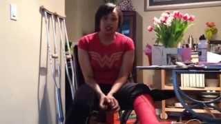 Achilles' tendon rupture - Week #3