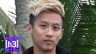getlinkyoutube.com-How Does A Homeless Man Spend $100? -- h3h3 reaction video