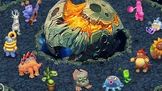 getlinkyoutube.com-My Singing Monsters: Dawn of Fire - ALL SPACE ISLAND MONSTERS [FULL SONG]
