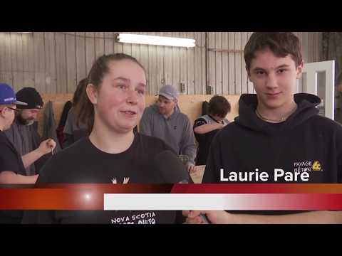 Fabrique atypique: les jeunes poursuivent leurs apprentissages