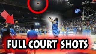 getlinkyoutube.com-Longest Full Court Shots in Basketball History (NBA)