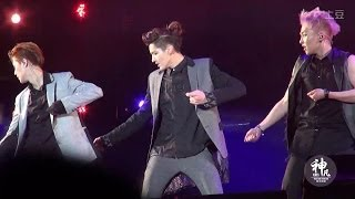 getlinkyoutube.com-[Fancam] 140420 EXO-M - Overdose (Kris focus) @ Nanjing Best of Best Concert