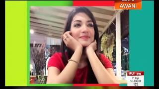 getlinkyoutube.com-Amyra Rosli tidak kisah sibuk bekerja