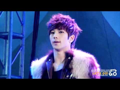 [Fancam] Mblaq G.O biased Oh Yeah @ Oak Valley Event 110205