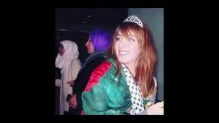 getlinkyoutube.com-سهيلة بن لشهب عند استقبالها في المطار...  الضحكة الحلوة