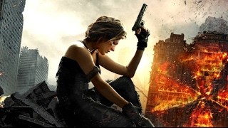 New Action Movies 2017 full Movie English Hollywood HD - Resident Evil 6 Remastered