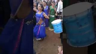Village Girl Dance Dhamal