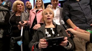 La mamá de Burlando amenazó al jurado con un drone
