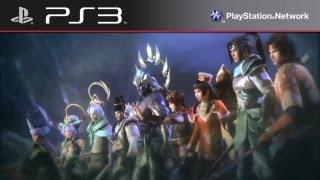 getlinkyoutube.com-Warriors Orochi 3 Ultimate - Opening Trailer