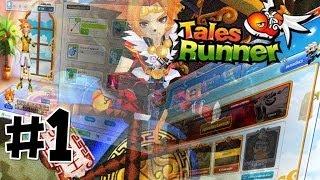 Talesrunner Part 1 : TR-ABC  แนะนำเซิฟ+เล่น