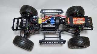 getlinkyoutube.com-Axial SCX10 Dingo open diff and brushless
