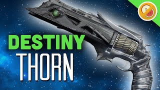 getlinkyoutube.com-DESTINY THORN Gameplay PvP OP!? Rumble (PS4 Gameplay Commentary) Funny Gaming Montage