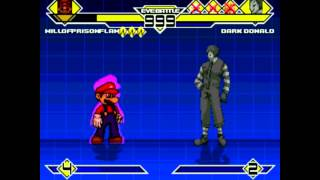 Meanwhile in The Magical Land of Mugen  Part 18: Evil Mario it's BOSS!