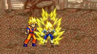 getlinkyoutube.com-Goku vs. Broly Part 2