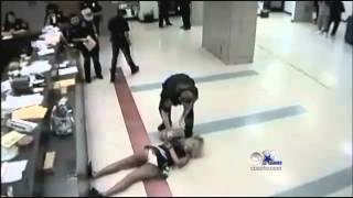 getlinkyoutube.com-Inmate Abuse At Dallas County Jail