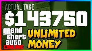 getlinkyoutube.com-GTA 5 Online: INSANE UNLIMITED MONEY METHOD! Fast Easy Money & RP Not Glitch PS3/PS4/Xbox/PC 1.33