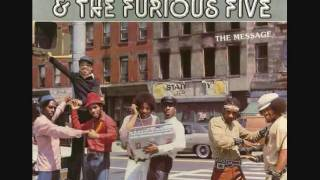 The Message - Grandmaster Flash & The Furious Five featuing Melle Mel & Duke Bootee (1982)