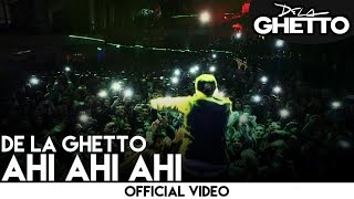getlinkyoutube.com-De La Ghetto - Ahi Ahi Ahi [Live]