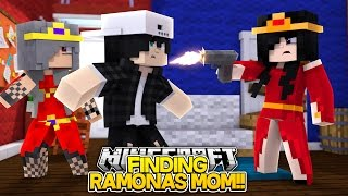 MEETING RAMONA'S MOM!! w/Little Carly and Little Kelly (Minecraft Roleplay)