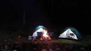 getlinkyoutube.com-近所の山奥で野営 2013秋 -Chapter2- 2/3【週末キャンプ10】