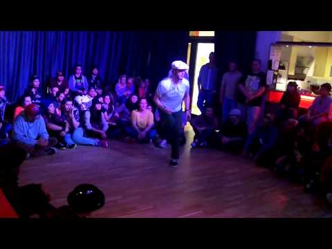 BATTLE ROOTS  16 11 2013 STUTTGARD PRESELECTION LOCKING  ZERBES