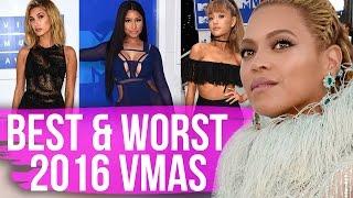 getlinkyoutube.com-Best & Worst Dressed  MTV VMAs 2016 (Dirty Laundry)