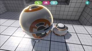 getlinkyoutube.com-How Does BB-8 From Star Wars Work?