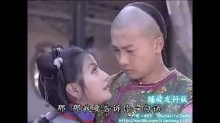 getlinkyoutube.com-HQ 还珠(HZGG)2 同期声(Original)与配音(Dubbing)对比(EP37)