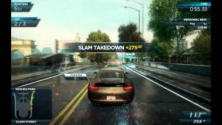 getlinkyoutube.com-Need For Speed:Most Wanted 2012 - AMD Radeon R9 270X