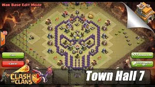 "getlinkyoutube.com-TH7 ""Skull Base Design"" Speed Build"