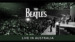 Beatles -- Live -- Australia Concert  [ film w/ great audio! ] width=