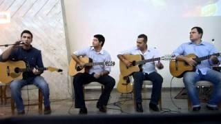 getlinkyoutube.com-Quarteto de violão  4 EM SILENCIO   Eu navegarei Divino Companheiro