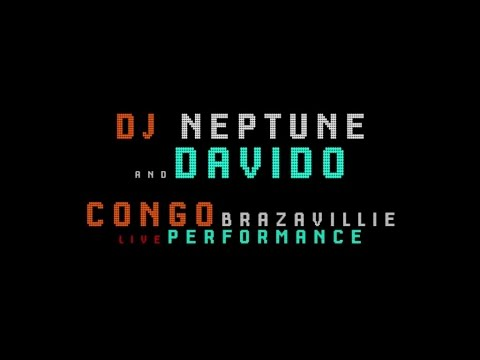 Watch DJ Neptune & Davido's Live Performance In Congo Brazzaville @deejayneptune