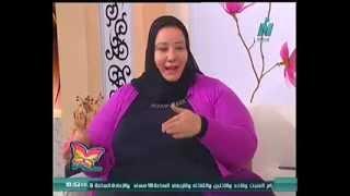 getlinkyoutube.com-مصممة الازياء مروة السعيد تروى معاناتها مع السمنة