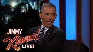 getlinkyoutube.com-President Obama's Daughter Taught Him Snapchat