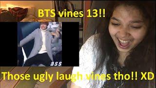 getlinkyoutube.com-BTS vines 13 Reaction!! (Jimin is the shiteu!! XD)