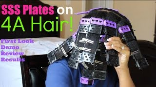 getlinkyoutube.com-CWK Girls SSS Plates on 4a hair