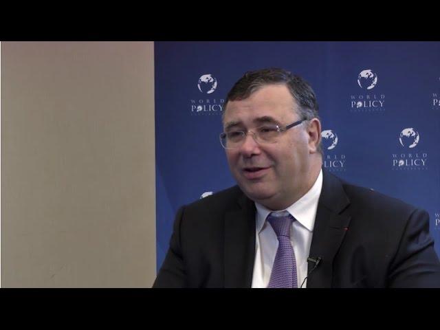 Patrick POUYANNE