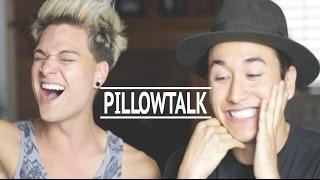 getlinkyoutube.com-ZAYN - PILLOWTALK (Bradlee cover ft. Brennen Taylor)