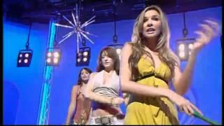 getlinkyoutube.com-Girls Aloud - Long Hot Summer (TOTP Reloaded 2005)