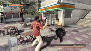 getlinkyoutube.com-Yakuza 3 Gameplay