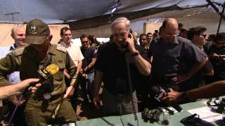 getlinkyoutube.com-PM Netanyahu Attends IDF Golani Brigade Exercise on the Golan Heights